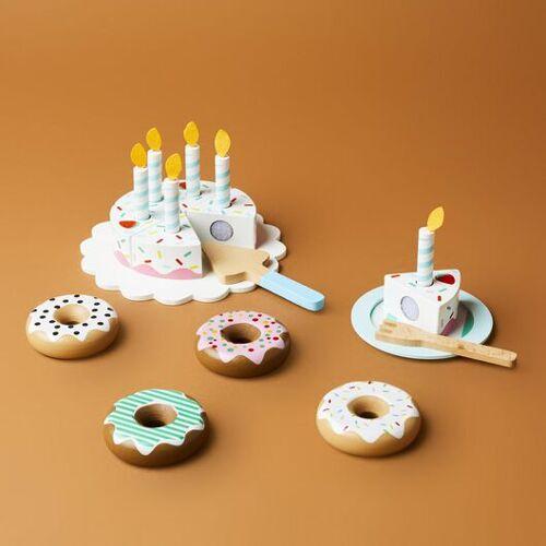 HEMA Holz-Donuts