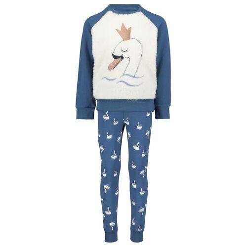 HEMA Kinder-Pyjama Blau