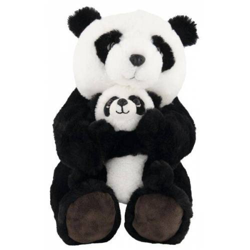 HEMA Kuscheltier Panda Mit Baby