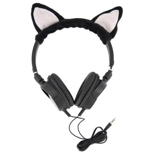 HEMA Kopfhörer, Verstellbar, Katze