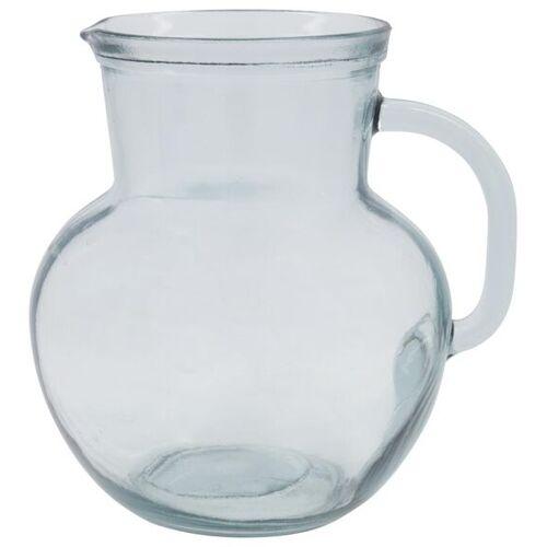 HEMA Karaffe, 1.3 L, Recyceltes Glas