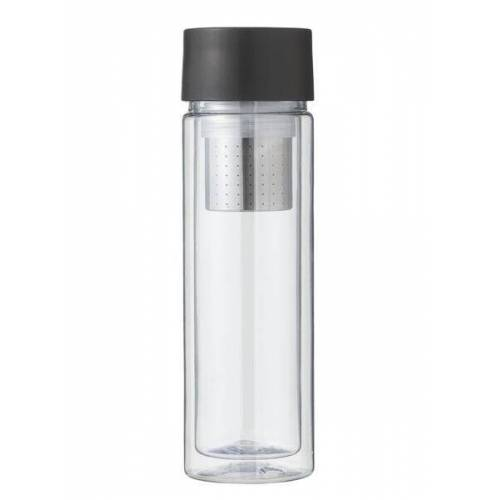 HEMA Doppelwandige Tee-to-go-Flasche, 400 Ml