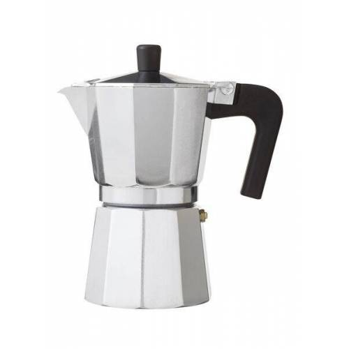 HEMA Espressokocher Für 6 Tassen Espresso, Aluminium
