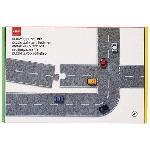 HEMA Straßen-Puzzle, 27-teilig
