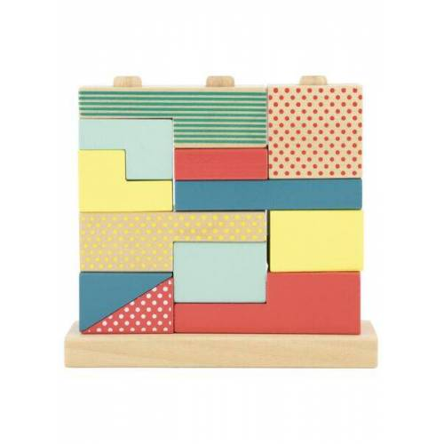 HEMA Holz-Stapelpuzzle