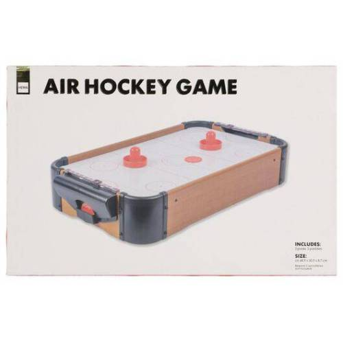 HEMA Airhockey-Spiel, 48.5 X 30.5 X 8.7 Cm