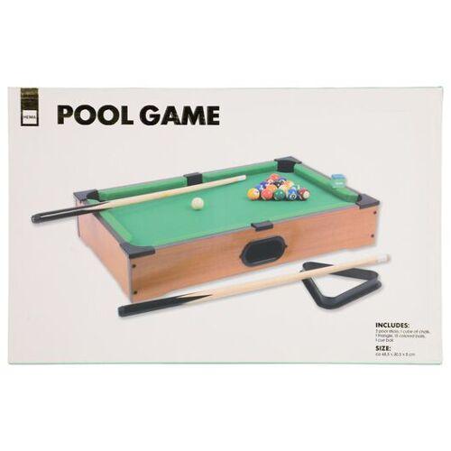 HEMA Pool-Spiel, 48.5 X 30.5 X 8 Cm