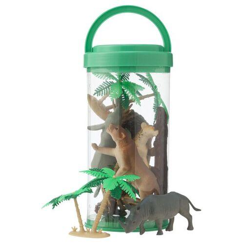 HEMA Dschungeltier-Set