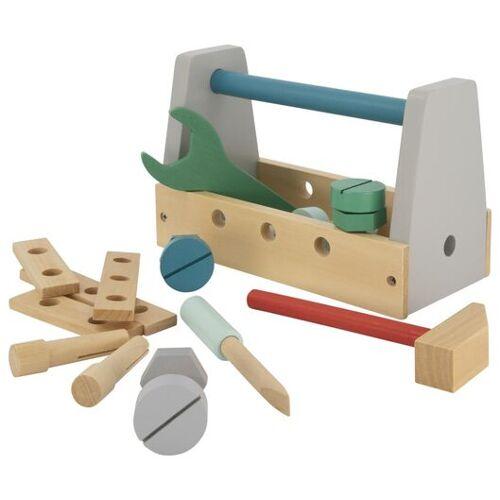HEMA Werkzeugkiste, Holz