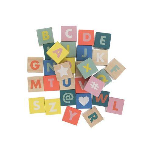 HEMA Alphabet-Holzklötzchen