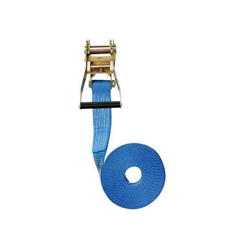 Schake Zurrgurt einteilig mit Ratsche 25mm Gurtbreite, 250/500 Zugkraft/daN 5m Länge