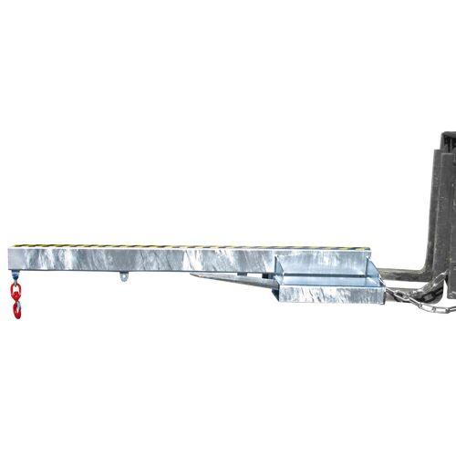 Bauer Lastarm LA 1600-1,0, feuerverzinkt