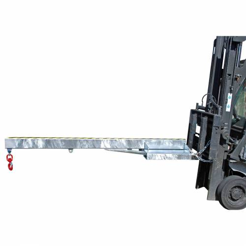 Bauer Lastarm LA 2400-2,5, feuerverzinkt