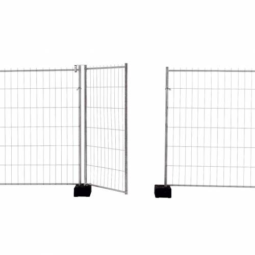 Schake Mobilzaun Profi Torelement 1,2x1,2m
