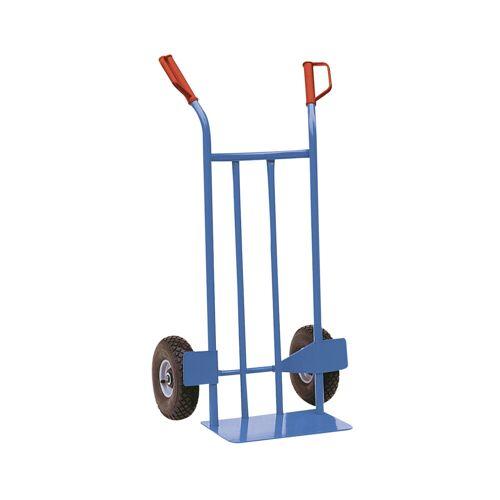 Schake Stahlrohrsackkarre 300kg Tragkraft 400x160mm Luftrad