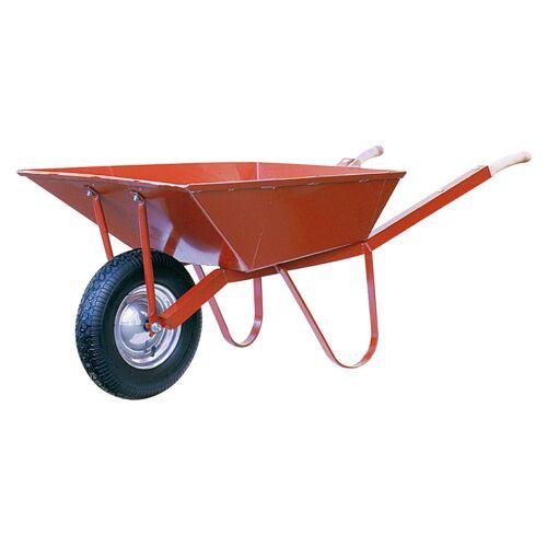 Schake Winkeleisenkarre Matador 85l mit Winkeleisengestell und Luftrad
