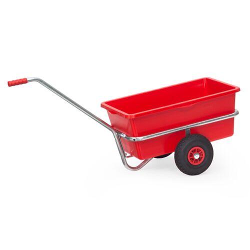 Fetra Handwagen mit Kasten 700x400mm für Aussenbereich