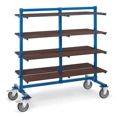 Fetra Holzboden für Tragarmwagen 4624