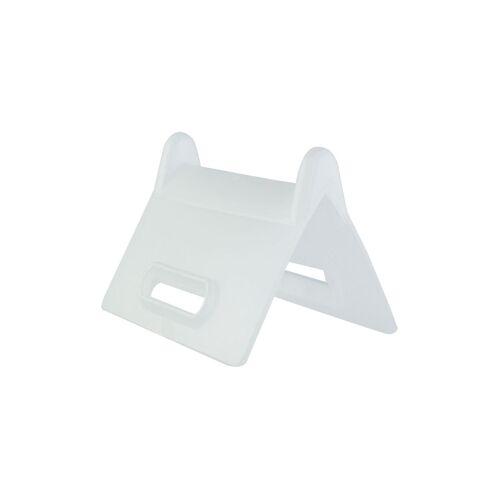 Schake Kantenschutz für Zurrgurte mit 50mm Gurtbreite, aus Polyethylen ohne Kerbe