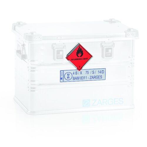 Zarges Gefahrgut K470 Mehrpreis