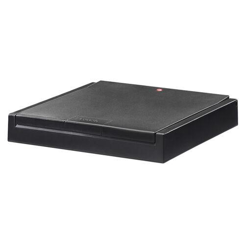 Hailo Deckel Touch mit Klemmrahmen in schwarz für Big-Box Touch 80/XL