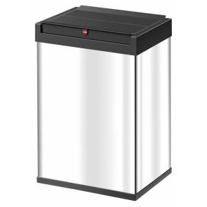 Hailo großraum Abfallbox Big-Box Swing L Edelstahl