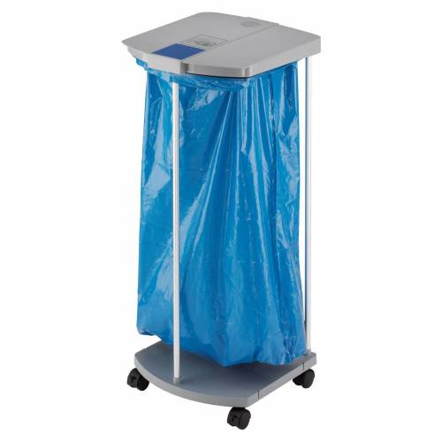Hailo Profiline MSS XXXL Müllsackständer mit Rollen