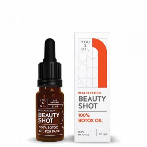 Beauty Shot Face Serum - Für reife Haut