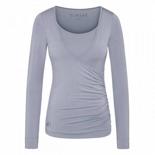 Pearl Wrap Shirt - New Pearl