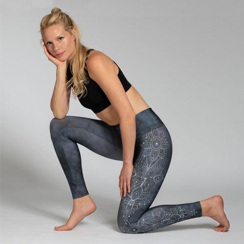 Yoga Leggings - Symbols