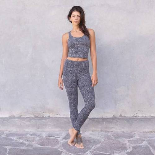 Leggings Uluwatu - Charcoal