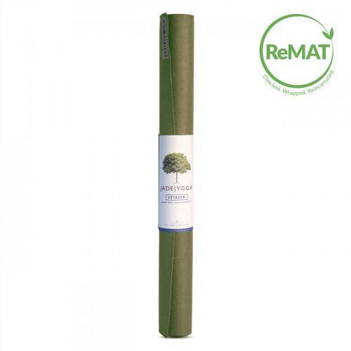 Yogamatte Jade Voyager Green - ReMAT