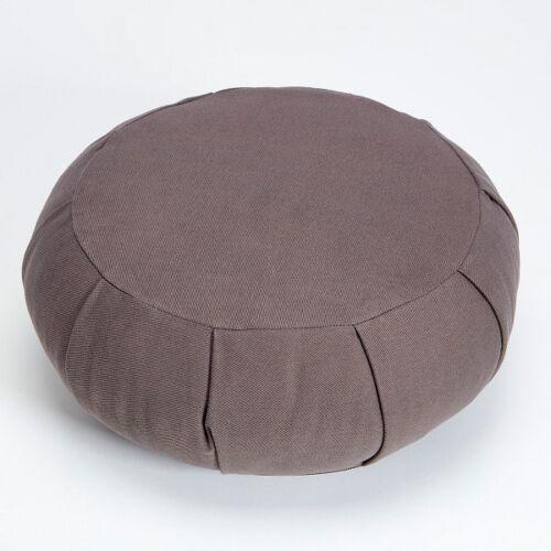 Zafu Meditationskissen - Grau