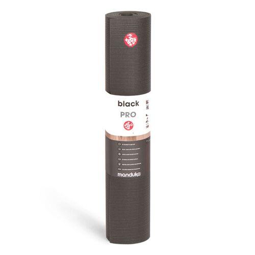 Yogamatte Black Mat PRO