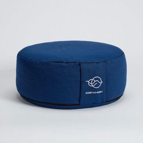 Meditationskissen - Blau