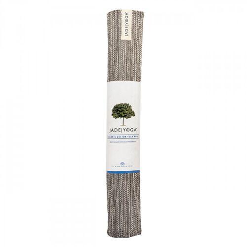Mysore Yogateppich Bio-Baumwolle - Cumin Gray