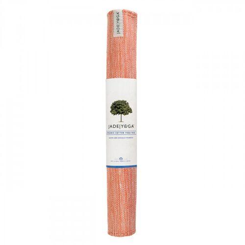 Mysore Yogateppich Bio-Baumwolle - Anatoo Orange