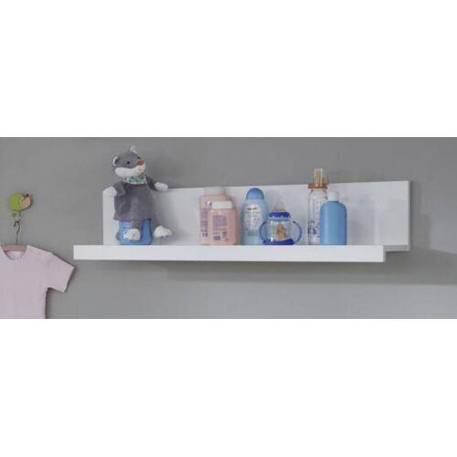 Babyzimmer Wandregal Ole weiß 90 cm