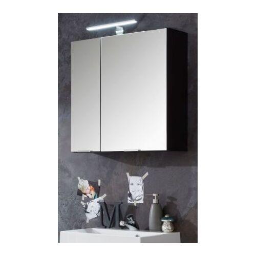 Spiegelschrank Concept1 in Graphit grau 60 cm