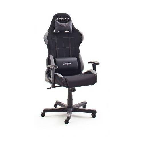 Bürostuhl DX-Racer schwarz und grau