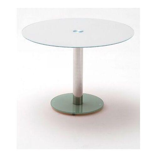 Esstisch Falko Glas rund 100 cm Durchmesser
