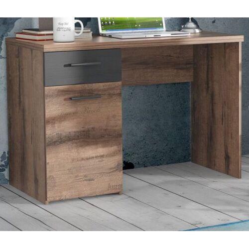 Schreibtisch Jacky Schlammeiche 110 cm