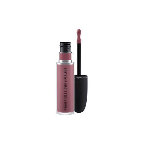 Kiss MAC Powder Kiss Liquid Lipcolor (zimt   5 ml) Beauty, Make Up, Lippen, Lippenstift