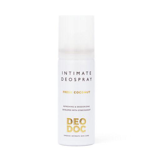 DEO DOC INTIMATE DEODORANT - FRESH COCONUT (50 ml) Marken,