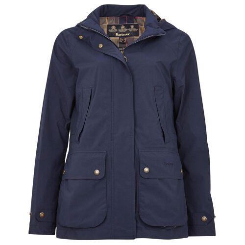 Barbour Regenjacke (dunkelblau   40) Für Damen, Bekleidung Jacken, Regenjacken