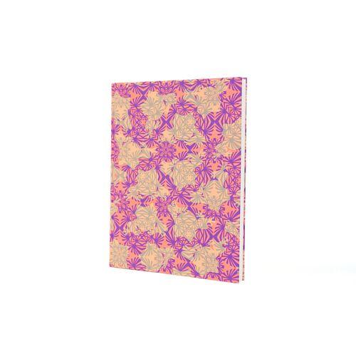 Carta Pura Notizbuch Tokyo Memo Chiyogami 17x22cm 120 S. Neon Power (EHG) Geschenke, Papeterie
