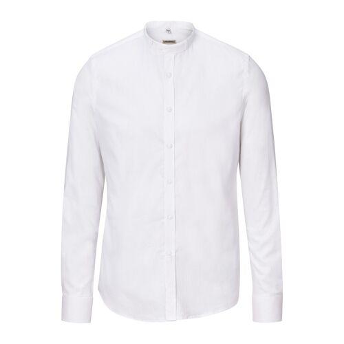 Gottseidank Trachtenhemd LENZ (Weiss   M) Für Herren, Trachten Hemden & Shirts
