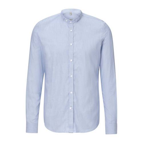 Gottseidank Trachtenhemd LENZ (hellblau   XL) Für Herren, Trachten Hemden & Shirts