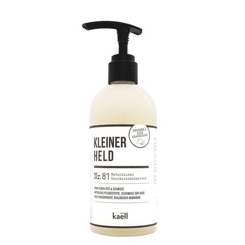 Kaell Kleiner Held Natürliches Geschirrspülmittel (EHG) Home & Living, Wohnen, Haushaltshelfer