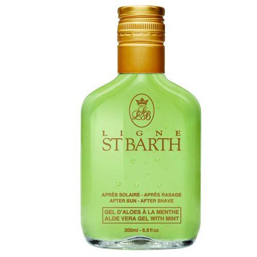 Ligne St Barth Aloe Vera Gel with Mint (200 ml) Beauty, Gesicht
